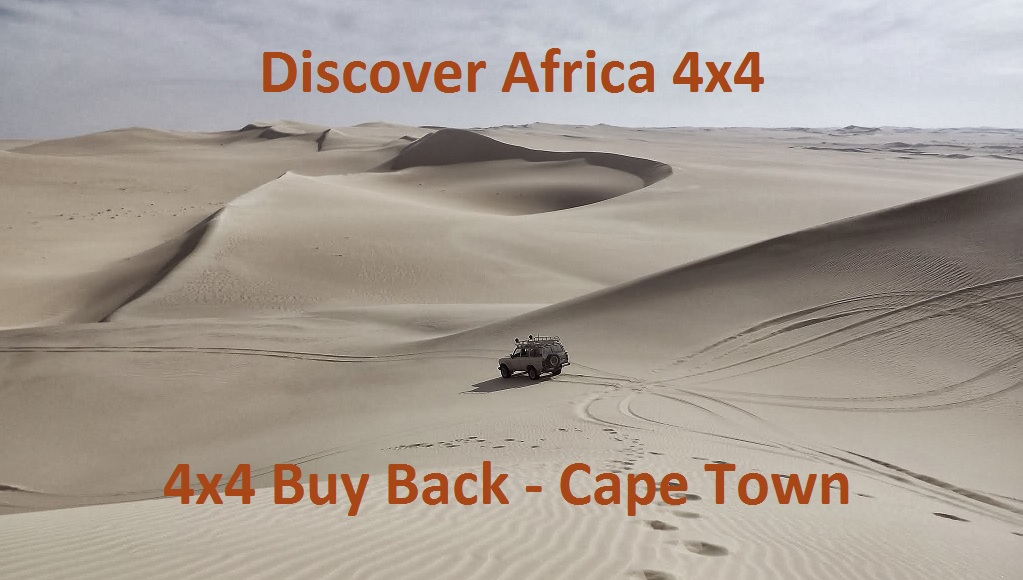 (English) 4x4 Overland Africa